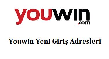 Youwin Yeni Giriş Adresleri