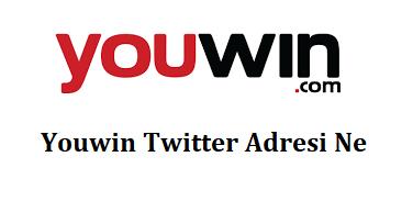 Youwin Twitter Adresi Ne