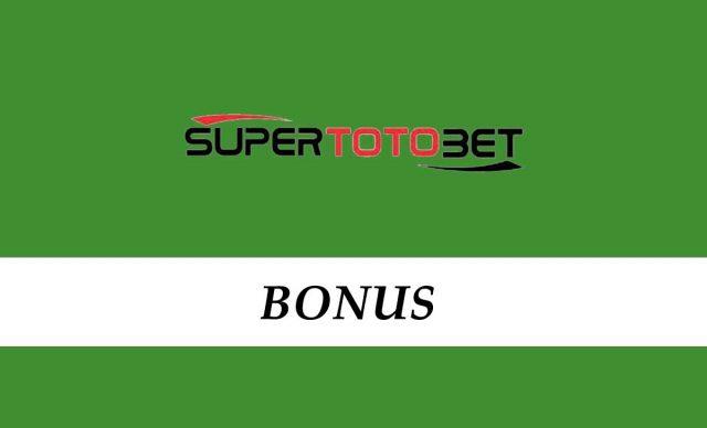 Süpertotobet Bonus